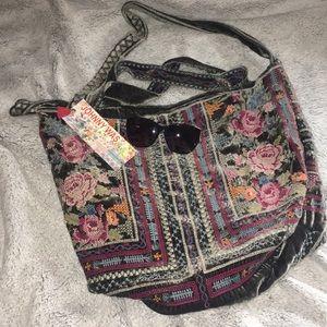 Beautiful Johnny Was purse NWT